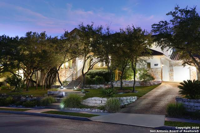 607 Legacy Ridge, San Antonio, TX 78260 (MLS #1495199) :: Tom White Group