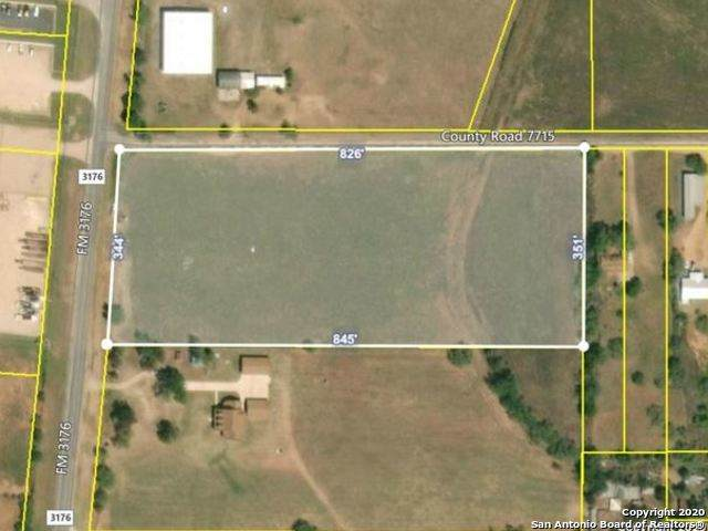0 Corner Of Fm 3176 & Cr 7715, Devine, TX 78016 (MLS #1495268) :: The Castillo Group