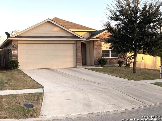 8030 Eclipse Bend, San Antonio, TX 78252 (MLS #1495270) :: Alexis Weigand Real Estate Group