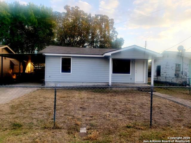 1406 Wagner Ave, San Antonio, TX 78211 (MLS #1495275) :: Tom White Group