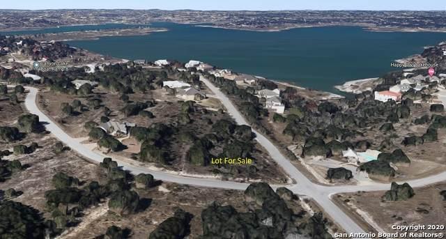 TBD Oak Shore Dr, Canyon Lake, TX 78133 (MLS #1495285) :: The Mullen Group | RE/MAX Access