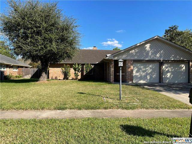 106 Lamorak St, Victoria, TX 77904 (MLS #1495321) :: Carter Fine Homes - Keller Williams Heritage
