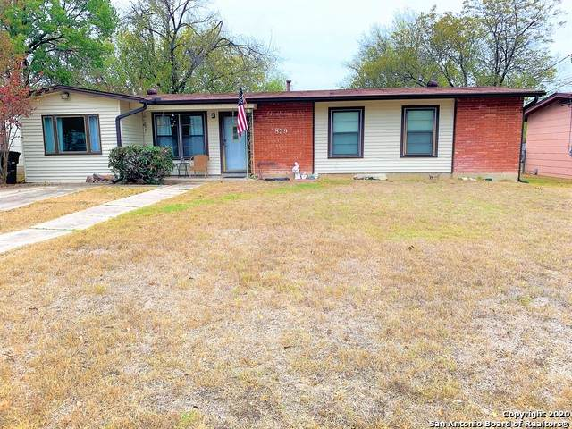 829 Marquette Dr, San Antonio, TX 78228 (MLS #1495339) :: The Glover Homes & Land Group