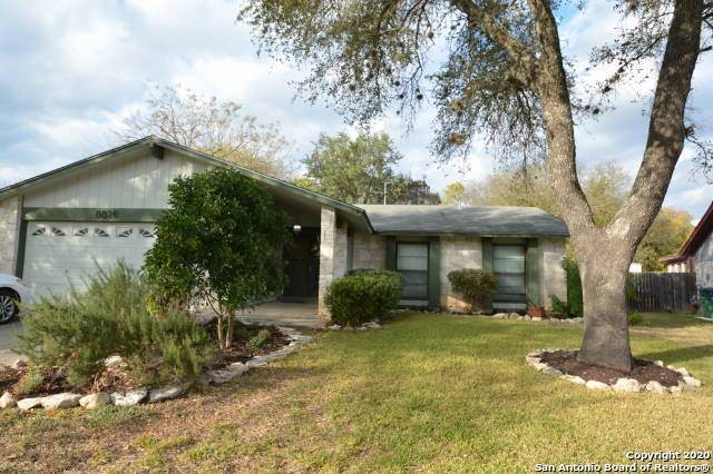 8826 Thatch Dr, San Antonio, TX 78240 (MLS #1495350) :: The Glover Homes & Land Group