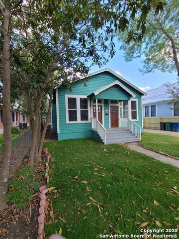 314 Mission St, San Antonio, TX 78210 (MLS #1495424) :: The Mullen Group | RE/MAX Access
