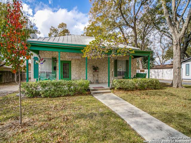 114 Turner Ave, Boerne, TX 78006 (MLS #1495450) :: Carolina Garcia Real Estate Group
