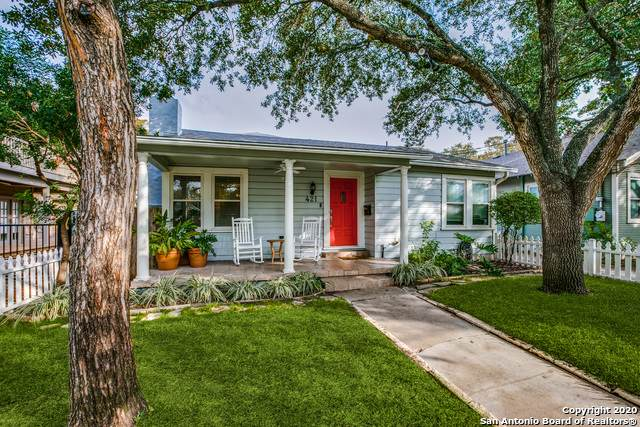 421 Argo Ave, Alamo Heights, TX 78209 (MLS #1495483) :: Carter Fine Homes - Keller Williams Heritage