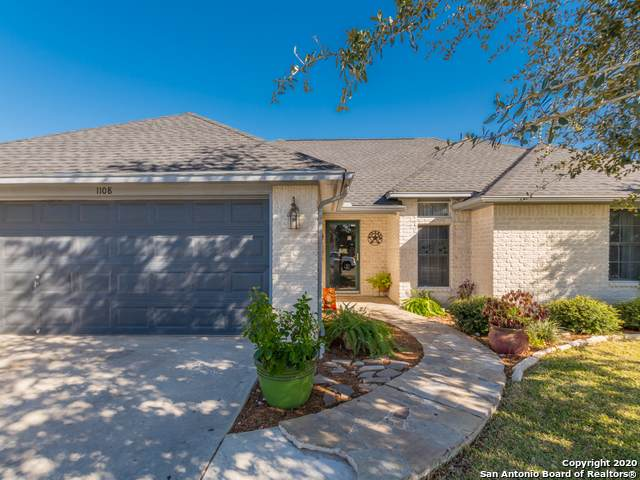 1108 Cordova Loop, Seguin, TX 78155 (MLS #1495498) :: The Gradiz Group