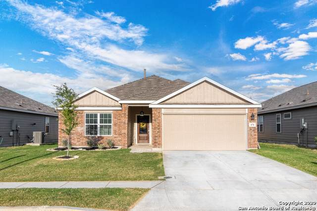 476 Agave Flats Dr, New Braunfels, TX 78130 (MLS #1495531) :: Neal & Neal Team