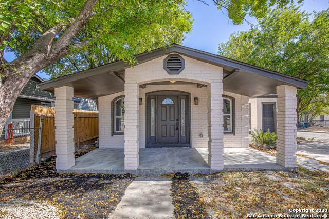 1802 N Hamilton St, San Antonio, TX 78201 (MLS #1495552) :: BHGRE HomeCity San Antonio