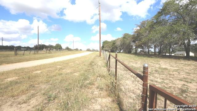 108 Dodgen Ln (12-Acres), La Vernia, TX 78121 (MLS #1495599) :: Maverick