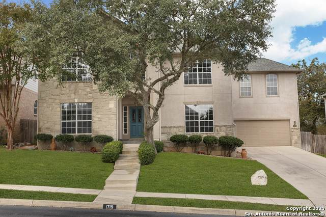 1719 La Mancia, San Antonio, TX 78258 (MLS #1495601) :: The Castillo Group