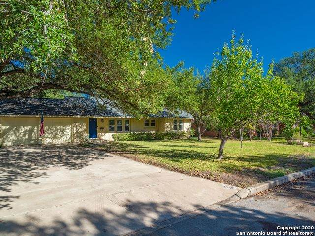 635 Rockhill Dr, San Antonio, TX 78209 (MLS #1495655) :: Alexis Weigand Real Estate Group