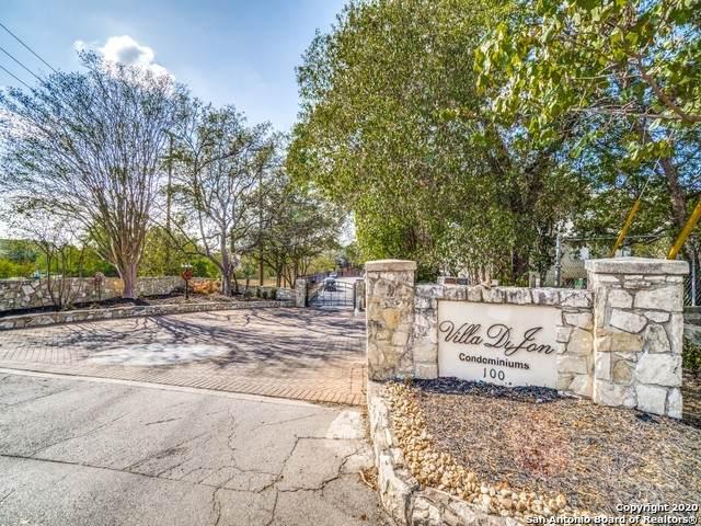 100 Lorenz Rd #405, San Antonio, TX 78209 (MLS #1495721) :: The Glover Homes & Land Group