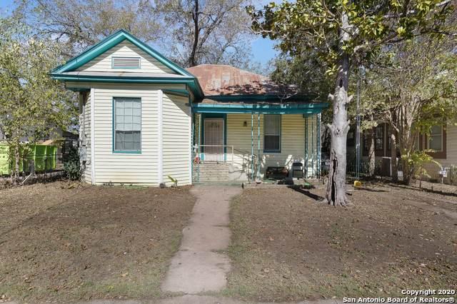 433 Cooper St, San Antonio, TX 78210 (MLS #1495745) :: Maverick