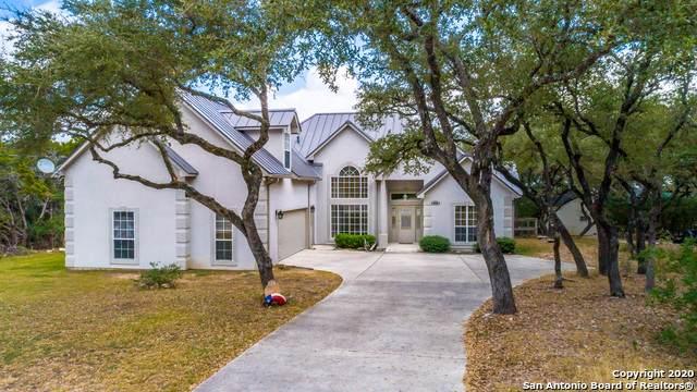 618 Mountain Oaks Dr, Canyon Lake, TX 78133 (MLS #1495793) :: Maverick