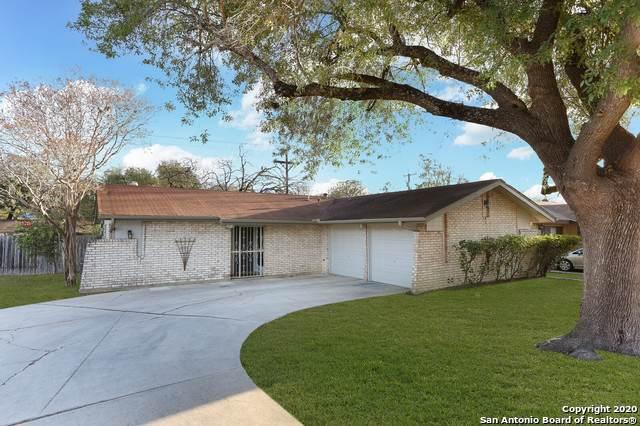4803 Casa Grande St, San Antonio, TX 78233 (MLS #1495815) :: Maverick