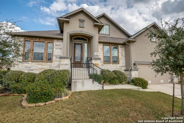 1842 Lawson Ridge, San Antonio, TX 78260 (MLS #1495893) :: Alexis Weigand Real Estate Group