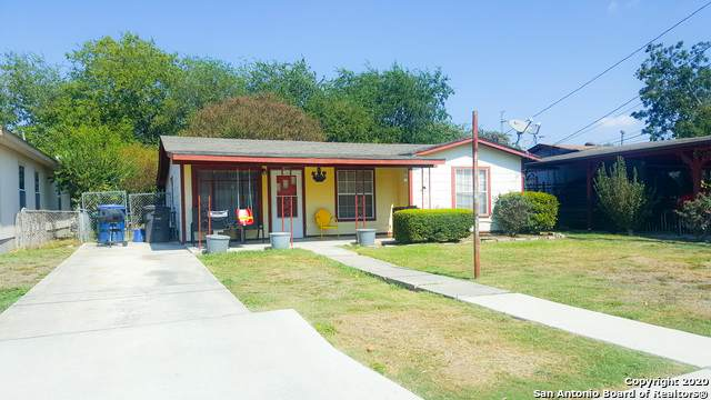 4923 Irma Ave, San Antonio, TX 78237 (MLS #1495921) :: Carolina Garcia Real Estate Group