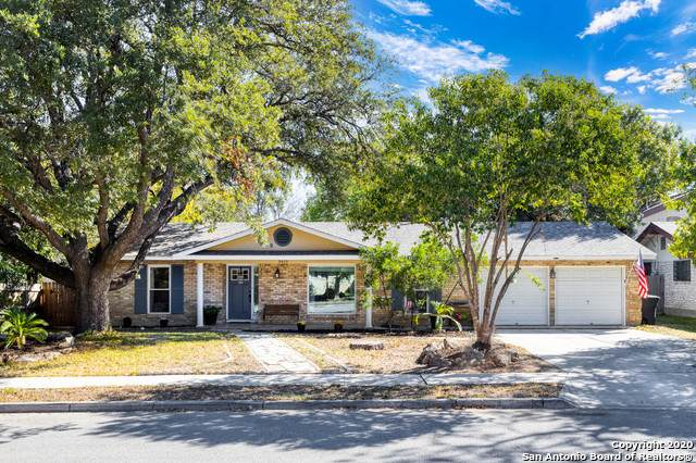 3410 John Glenn Dr, San Antonio, TX 78217 (MLS #1495927) :: The Castillo Group