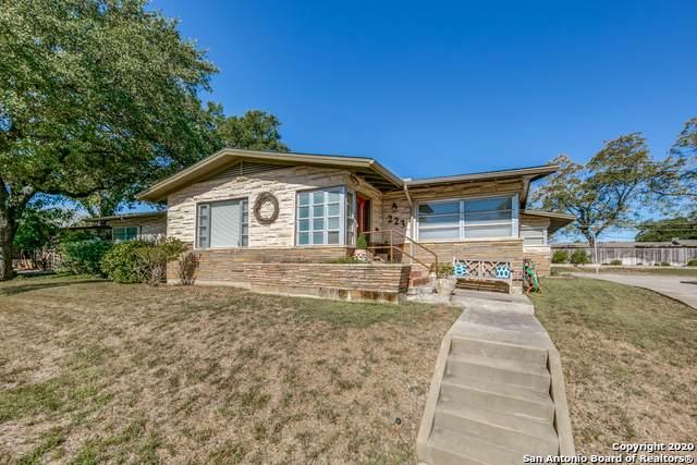223 Jeanette Dr, San Antonio, TX 78216 (MLS #1495929) :: Carolina Garcia Real Estate Group