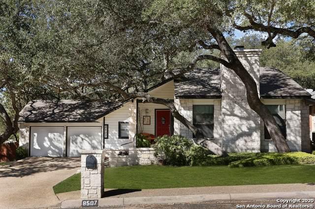 8507 Lavenham, San Antonio, TX 78254 (MLS #1495933) :: Neal & Neal Team
