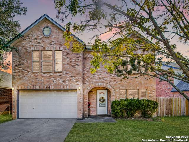 4914 Corian Well Dr, San Antonio, TX 78247 (MLS #1495947) :: Maverick