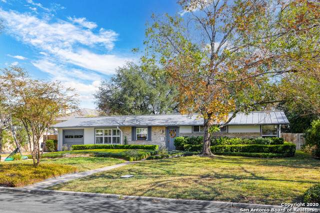 710 Kenilworth Blvd, San Antonio, TX 78209 (MLS #1495955) :: Alexis Weigand Real Estate Group
