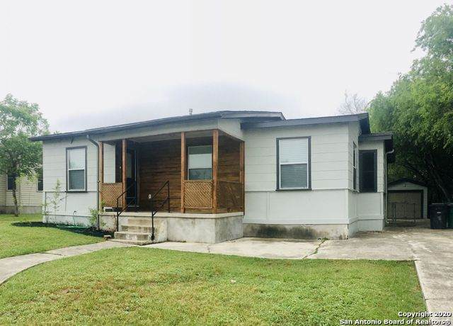 2459 Texas Ave, San Antonio, TX 78228 (MLS #1495972) :: The Glover Homes & Land Group