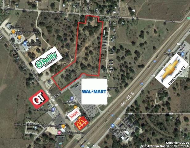 18.73 Acres On Oak Hill Drive, Devine, TX 78016 (MLS #1496004) :: NewHomePrograms.com LLC