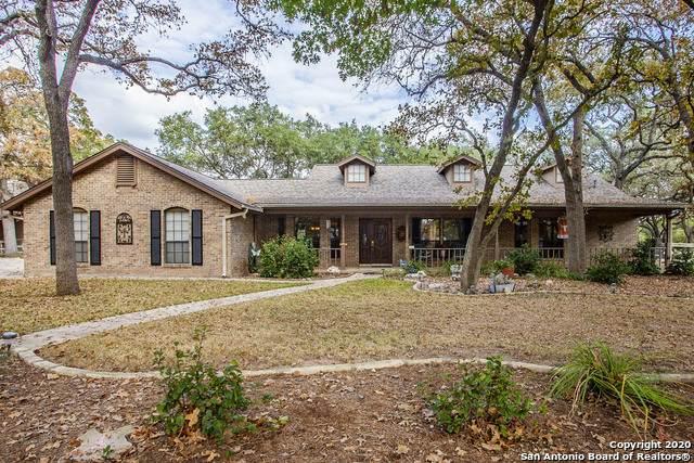 27216 Boerne Glen, Boerne, TX 78006 (MLS #1496047) :: Alexis Weigand Real Estate Group