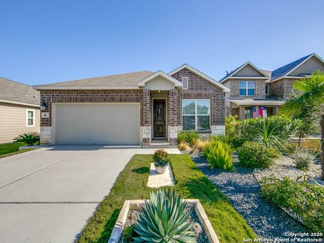 881 Maple Dr, New Braunfels, TX 78130 (#1496114) :: The Perry Henderson Group at Berkshire Hathaway Texas Realty