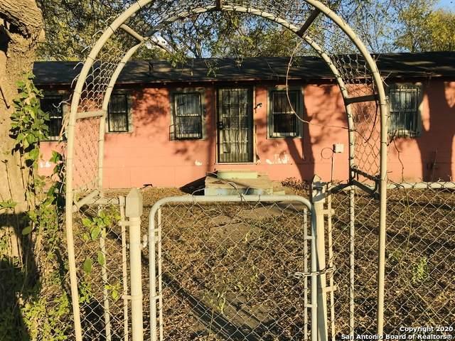 1916 Cupples Rd, San Antonio, TX 78226 (MLS #1496212) :: 2Halls Property Team | Berkshire Hathaway HomeServices PenFed Realty