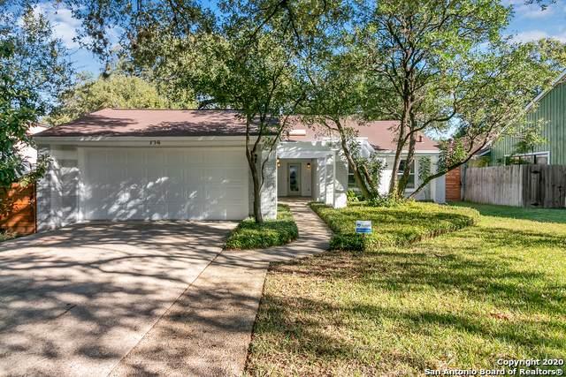 714 Haskin Dr, San Antonio, TX 78209 (MLS #1496213) :: The Glover Homes & Land Group