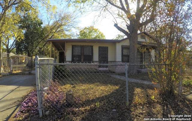 3502 Gracie St, San Antonio, TX 78211 (MLS #1496245) :: Neal & Neal Team