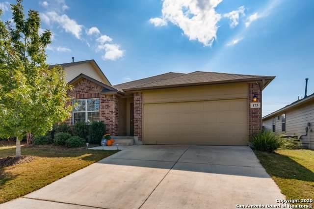 173 Kildeer Crk, San Antonio, TX 78253 (MLS #1496265) :: Exquisite Properties, LLC