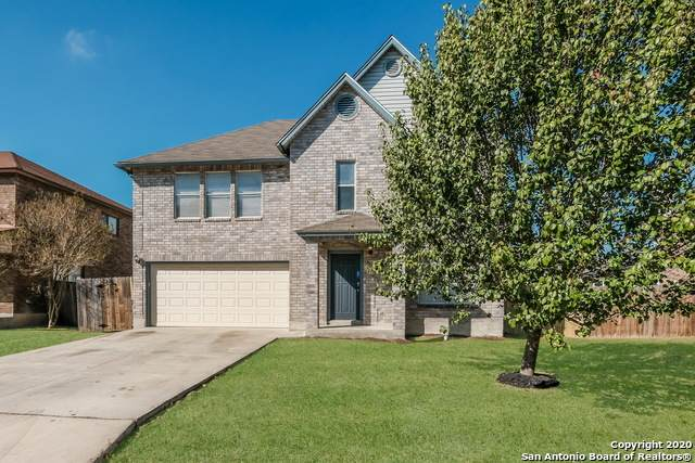 8151 Chestnut Manor Dr, Converse, TX 78109 (MLS #1496303) :: Maverick
