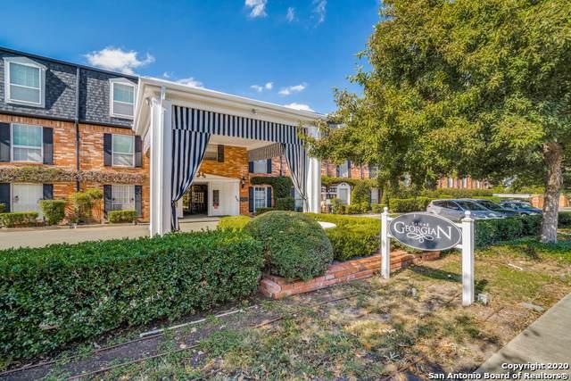 8401 N New Braunfels Ave 214A, San Antonio, TX 78209 (MLS #1496323) :: Maverick