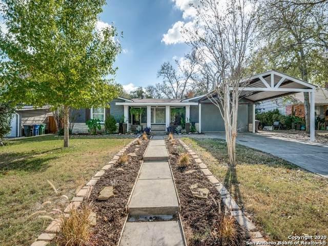 122 Blakeley Dr, San Antonio, TX 78209 (MLS #1496338) :: The Real Estate Jesus Team