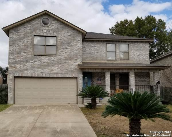 8119 Grimchester, Converse, TX 78109 (MLS #1496383) :: The Gradiz Group