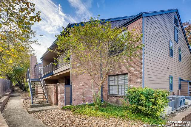 4803 Hamilton Wolfe Rd #112, San Antonio, TX 78229 (#1496402) :: The Perry Henderson Group at Berkshire Hathaway Texas Realty