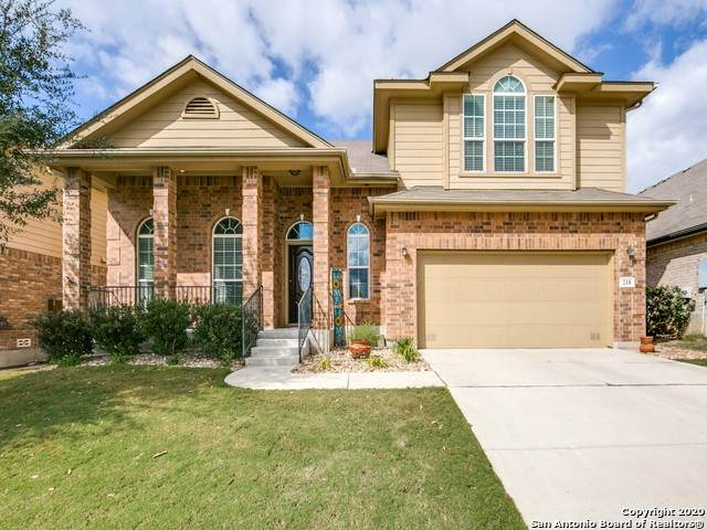 218 Mayflower, Cibolo, TX 78108 (MLS #1496407) :: Carter Fine Homes - Keller Williams Heritage