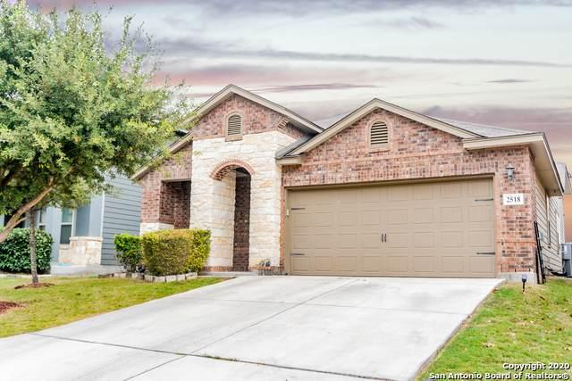 2518 Middleground, San Antonio, TX 78245 (MLS #1496409) :: Exquisite Properties, LLC
