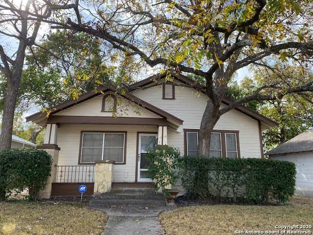 1018 Schley Ave, San Antonio, TX 78210 (MLS #1496444) :: The Glover Homes & Land Group