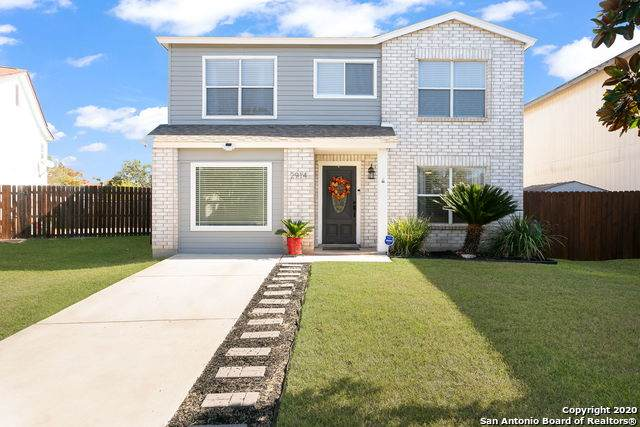 2914 Broad Plain Dr, San Antonio, TX 78245 (MLS #1496451) :: Alexis Weigand Real Estate Group