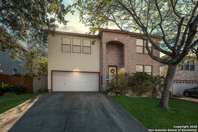 4818 Sunlit Well Dr, San Antonio, TX 78247 (MLS #1496453) :: Maverick