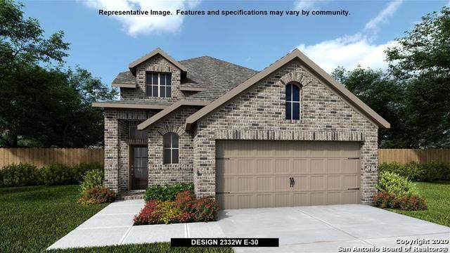 2761 Barkey Springs, San Antonio, TX 78245 (MLS #1496527) :: The Gradiz Group