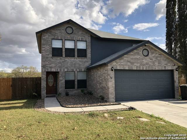 2118 Mossy Creek Dr, San Antonio, TX 78245 (MLS #1496578) :: Alexis Weigand Real Estate Group