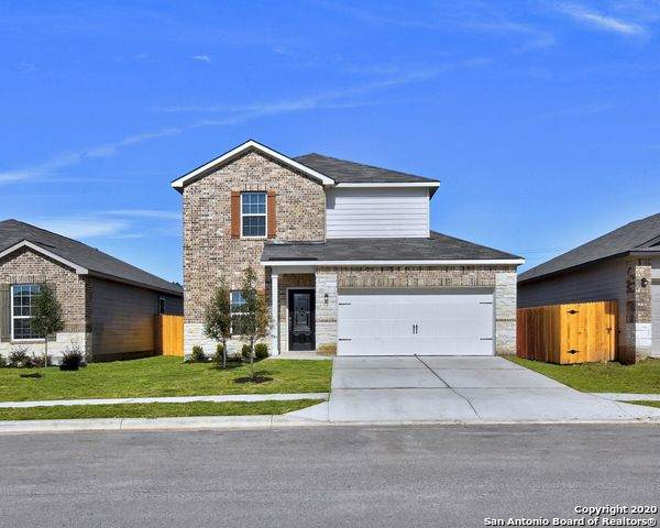 7962 Cactus Plum Drive, San Antonio, TX 78254 (MLS #1496612) :: The Glover Homes & Land Group