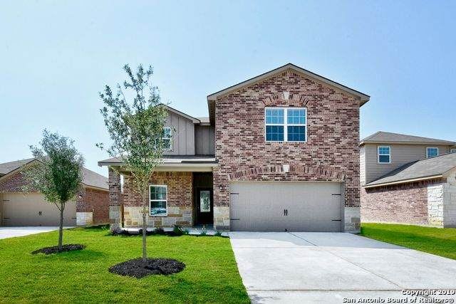 7954 Cactus Plum Drive, San Antonio, TX 78254 (MLS #1496618) :: The Glover Homes & Land Group